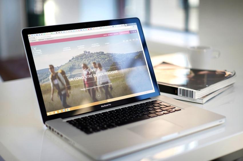 Yonne Tourisme dévoile son nouvel outil numérique : l'envie de découvrir le territoire autrement…