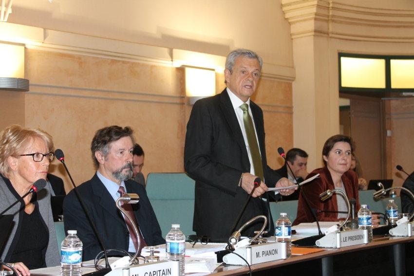 Département : Patrick GENDRAUD hausse le ton et invite Valérie DORANGE, démissionnaire, à clarifier sa position...