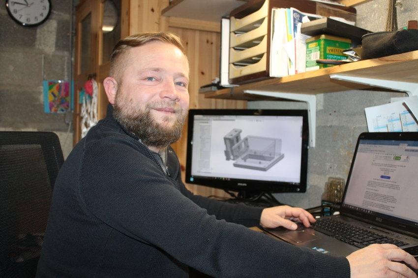 La technologie 3D est le domaine de cette jeune entité entrepreneuriale : KOMAN DESIGNZ imprime son avenir…
