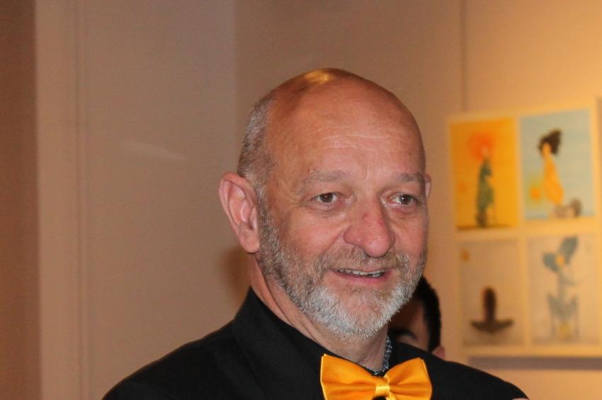 Serge GOULAIEFF, la passion du métier de maître d'hôtel chevillée dans l'âme…