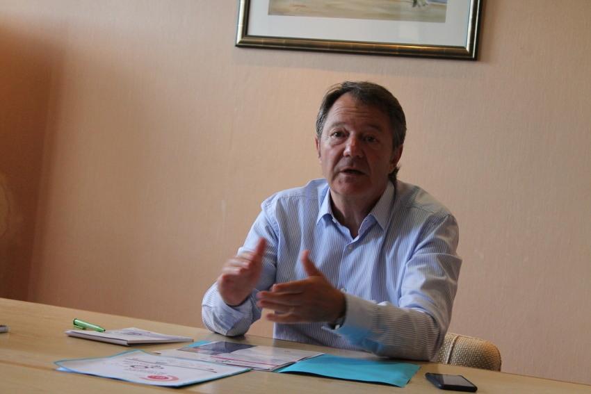 Evénement Business : Alain PEREZ (CCI Yonne) espère un électrochoc avec la venue de Philippe SILBERZAHN