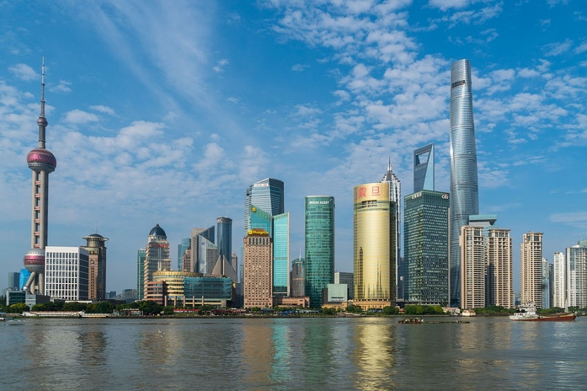 Shanghai fait la part belle aux vins français dans ses hôtels/restaurants…