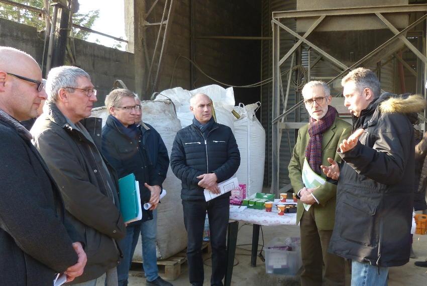 Le préfet de l'Yonne à la rencontre du monde agricole : Henri PREVOST pose les bases d'une concertation utile…