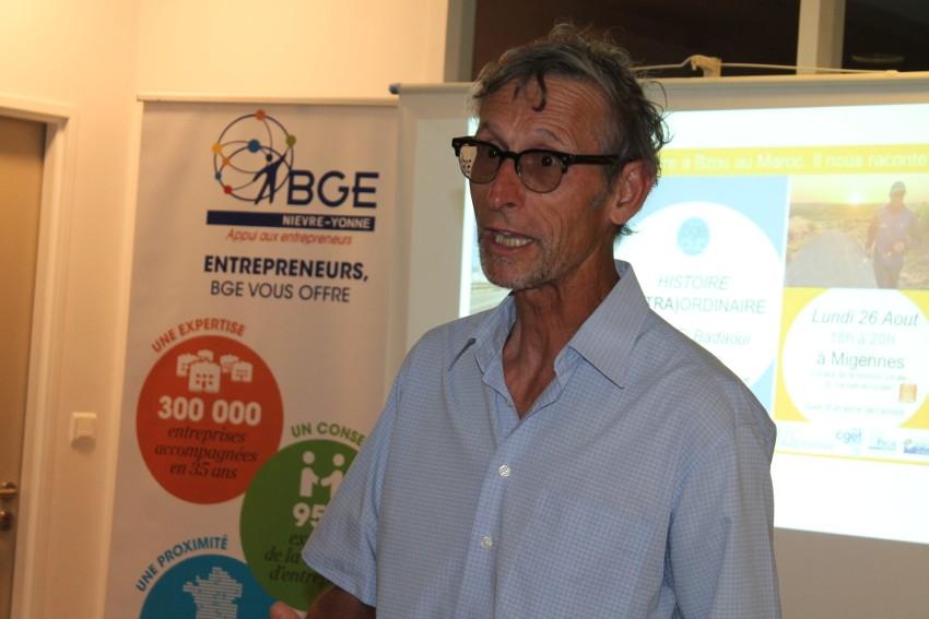 BGE Nièvre-Yonne invite les néo-entrepreneurs de Puisaye à prendre part au salon CREAFFAIRE