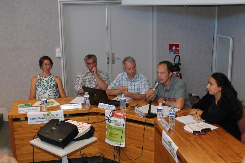 Le nombre de fermes et de surfaces biologiques enregistre une hausse dans l'Yonne