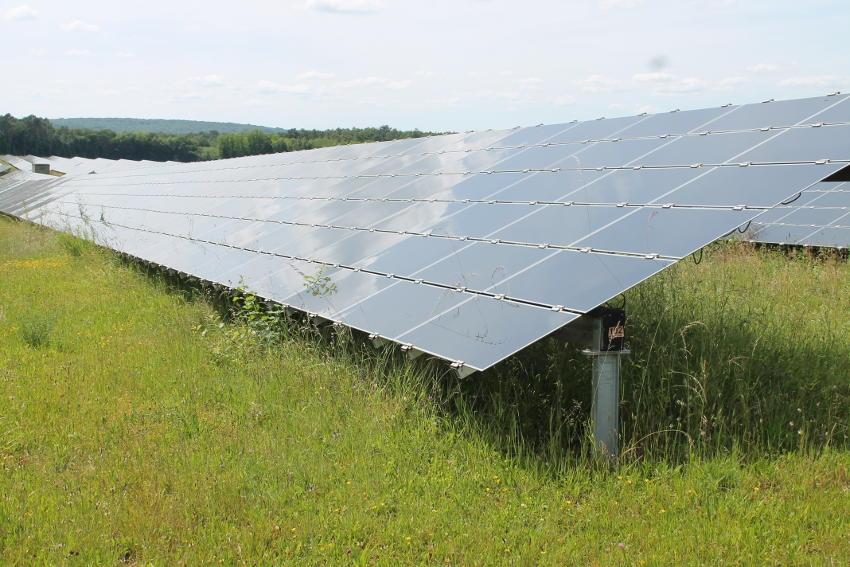 La centrale solaire de Massangis va connaître des évolutions : plus d'installations pour une énergie propre…