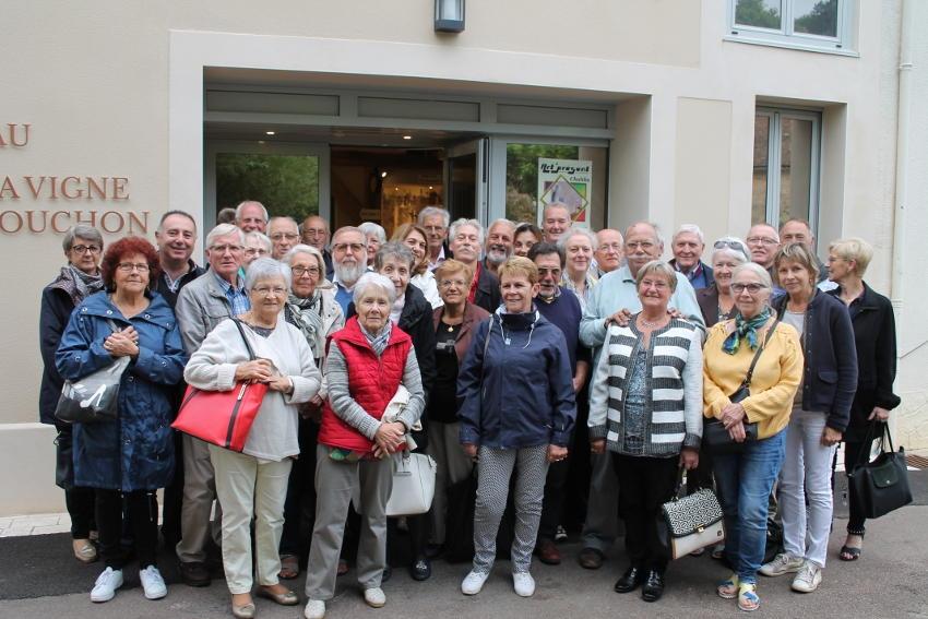 Des anciens agents généraux d'assurance célèbrent les vingt ans de leur association dans l'Yonne