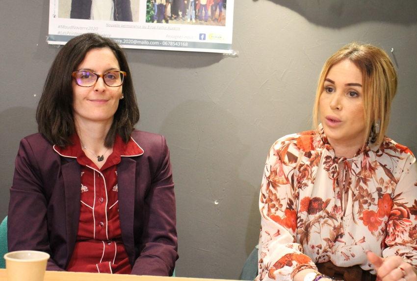 Des rixes perturbent la tranquillité des Auxerrois : Maud NAVARRE et Farah ZIANI exigent des mesures plus fermes