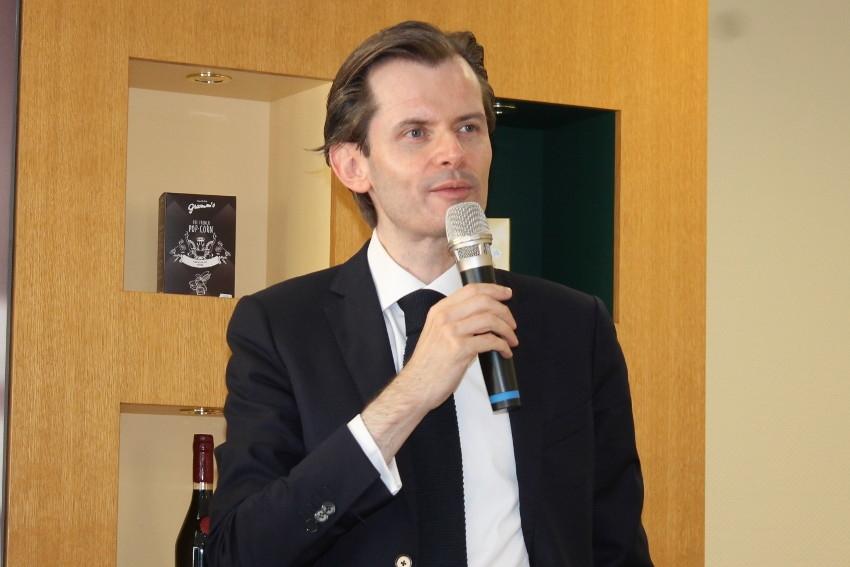 Ferroviaire : Guillaume LARRIVE (LR) insiste sur la nécessaire amélioration de la ligne Paris-Auxerre-Avallon…