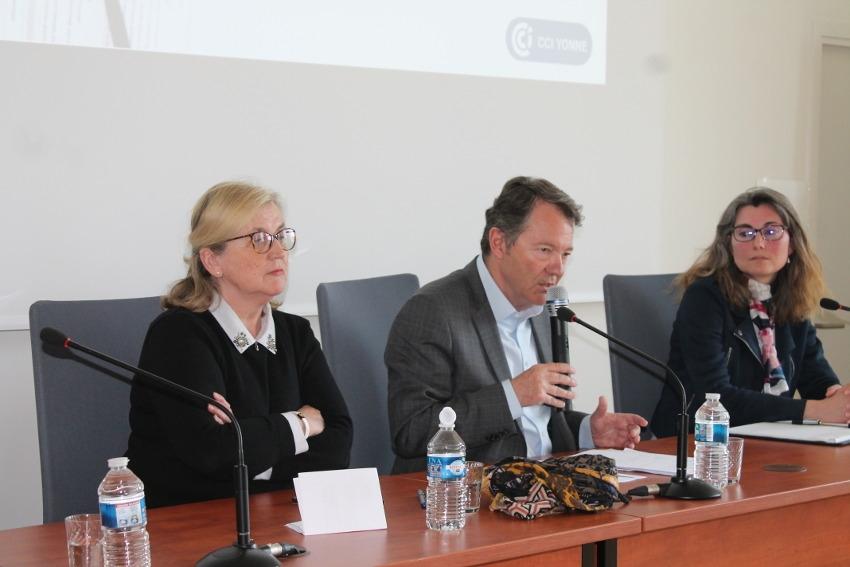 POSITIV'EMPLOI : des offres comme s'il en pleuvait sur la nouvelle plateforme de la CCI de l'Yonne !