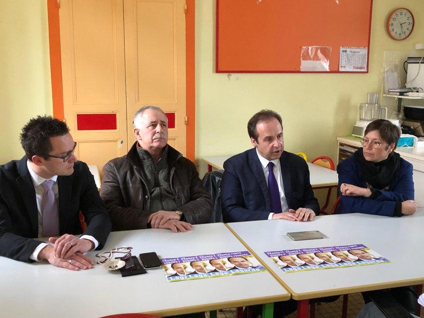 Jean-Christophe LAGARDE (UDI) : « L'Europe est dans l'impérieux besoin de devenir utile… »