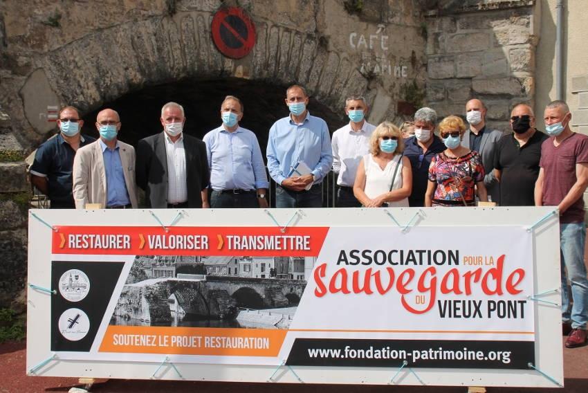 Cure de jouvence pour le Vieux-Pont : le joyau de Pont-sur-Yonne va se refaire une beauté au nom du patrimoine à valoriser