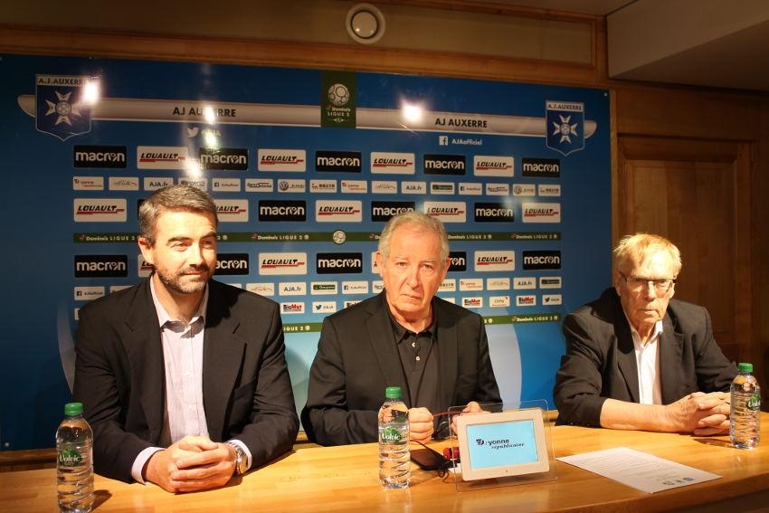 L'AJ Auxerre perpétue l'esprit du patronage, cher à l'Abbé Deschamps, avec une démarche citoyenne…