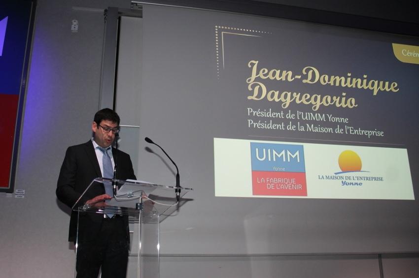 L'entrepreneuriat ne doit plus être le bouc-émissaire de la société : JD. DAGREGORIO (UIMM) veut de l'engagement !
