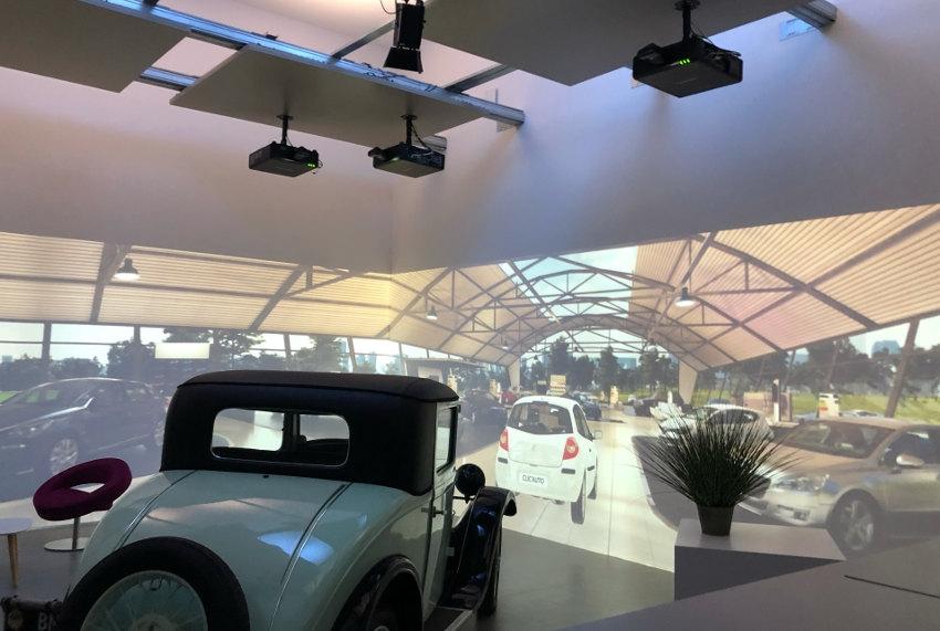 L'investissement s'est élevé à 5 millions d'euros : le CIFA de l'Yonne fait flamboyer son pôle automobile