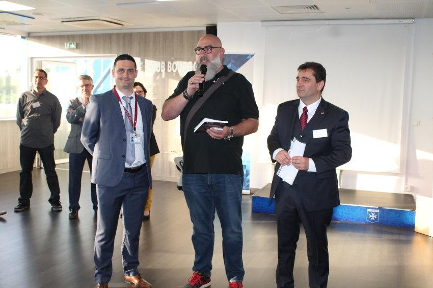 Plus de 130 entrepreneurs participent à la soirée des BNI de l'Yonne : l'isolement n'a plus raison d'être !
