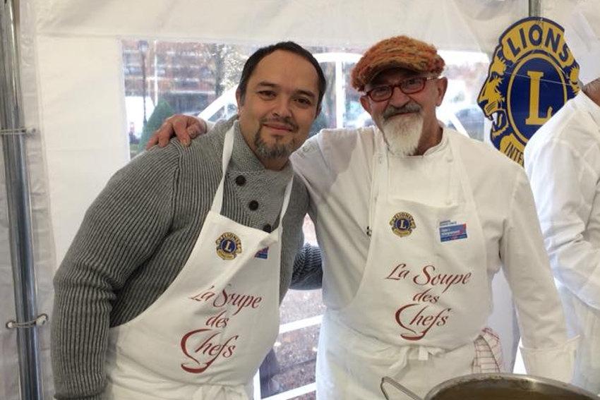 Lions Club Auxerre Phoenix : un velouté d'altruisme et de générosité pour la seconde « Soupe des Chefs »