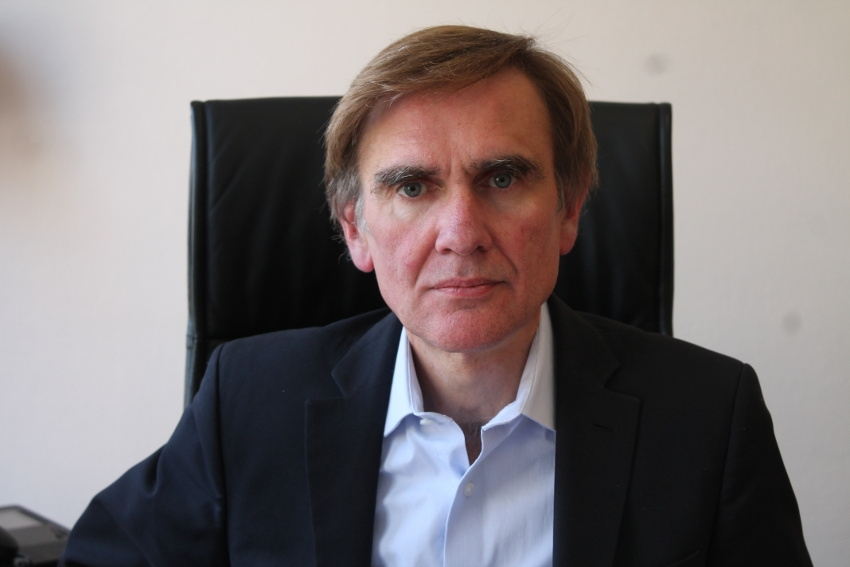 Le compte est bon pour Marc DEMONTEIX, élu à la tête de la chambre des experts-comptables de l'Yonne…