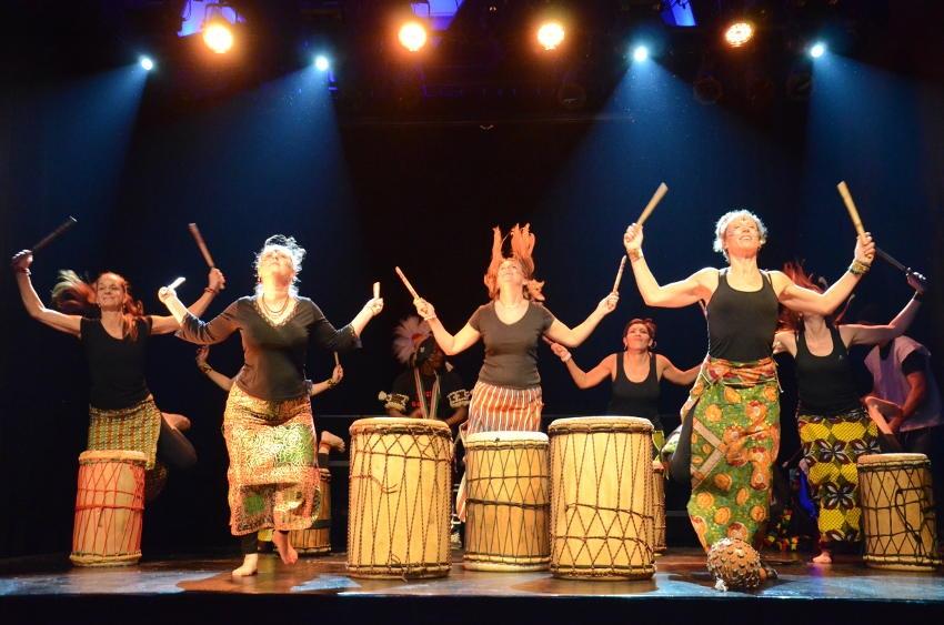 AFRIK'AU CŒUR : le souffle envoûtant du Continent noir se respire jusqu'au bout de la nuit…