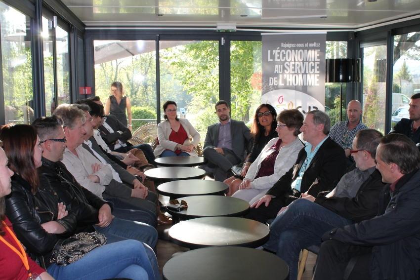 Le Centre des Jeunes Dirigeants de l'Yonne explore de nouvelles pistes de recrutement…