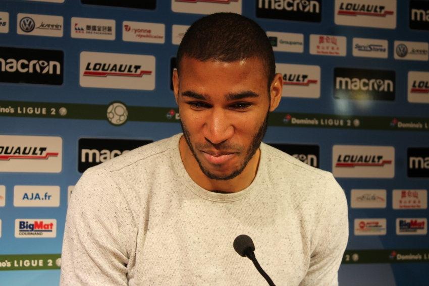 Préserver l'invincibilité de l'AJA : l'objectif de son capitaine Jordan ADEOTI face au GFC Ajaccio