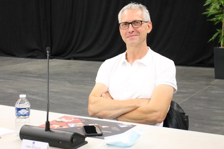 Cinq petits mois et puis s'en va : Gilles PEYLET s'affranchit de sa fonction de premier adjoint à Auxerre
