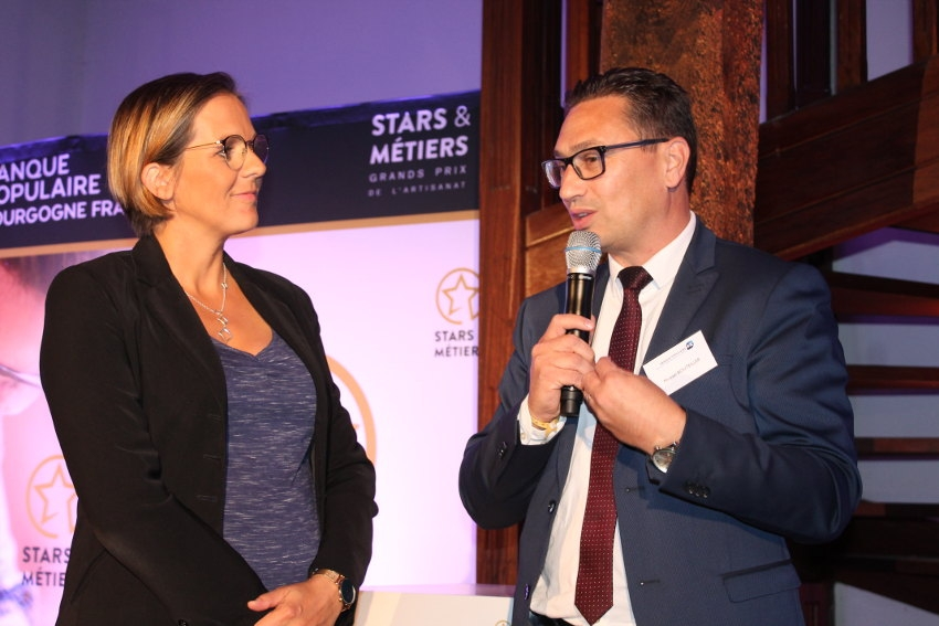 Le savoir-faire des artisans de l'Yonne plébiscité par les prix Stars et Métiers…