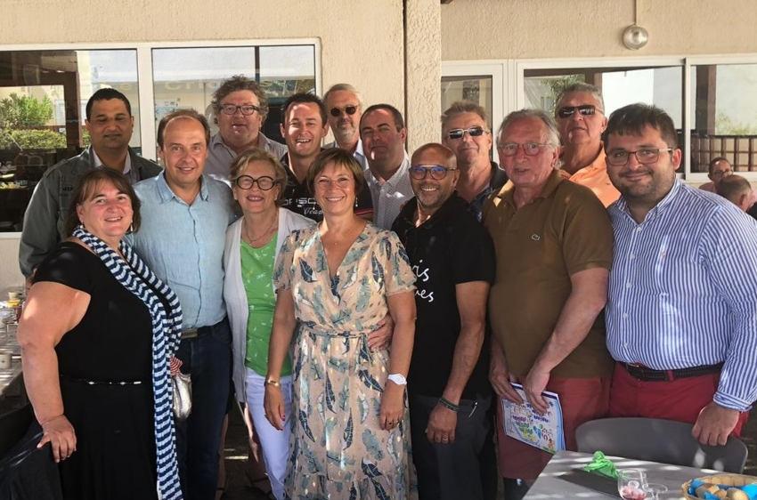 L'Yonne se distingue aux Universités d'été des centristes en y envoyant une forte délégation…