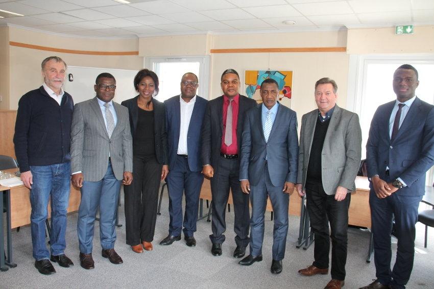 Un axe franco-ivoirien solidaire s'érige à Auxerre : le CIRADE toque à la porte de la structure « Habitat et Francophonie »