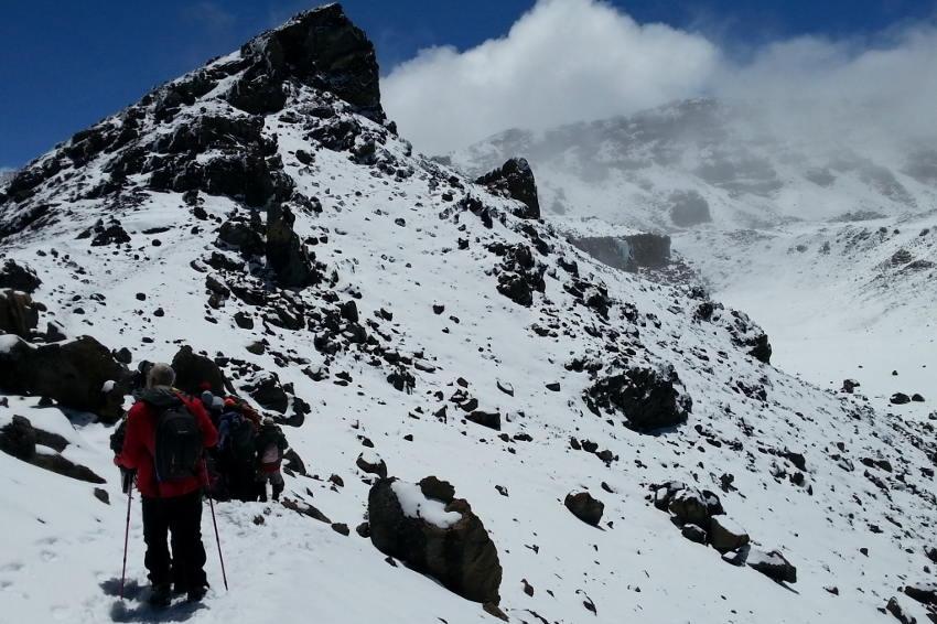Ascension du Kilimandjaro (5 595 mètres) : ils l'ont fait !