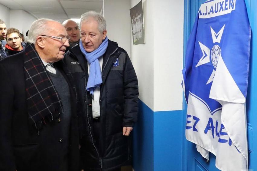 Une figure de légende rejoint le Panthéon du football : l'AJ Auxerre pleure la disparition de Jean-Claude HAMEL