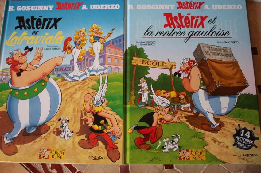 Astérix et Obélix ne sont pas orphelins : ils nous aident à être ces Gaulois réfractaires au coronavirus !