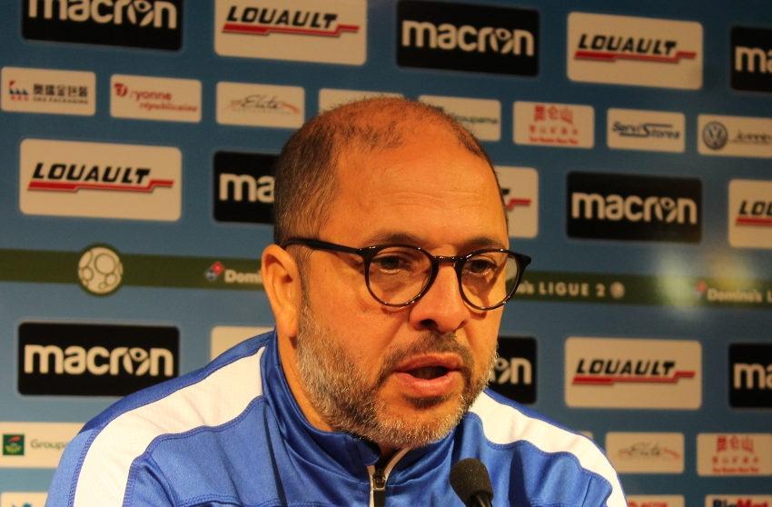 Pablo CORREA avant la rencontre face à Paris FC : « seuls le succès et les trois points sont dans nos esprits… »