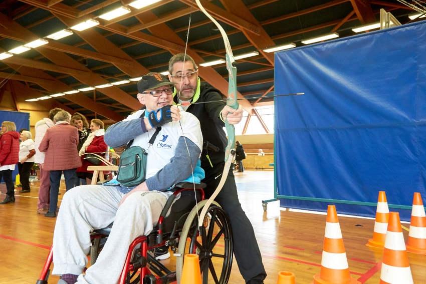 Le principe de précaution prévaut : le Département renvoie à plus tard la journée initiale « Yonne Sport Seniors »…