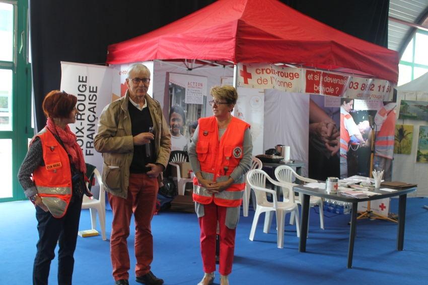 La Croix-Rouge de l'Yonne lance un SOS auprès des bonnes volontés : recherche bénévoles désespérément…