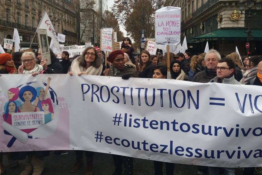 Lutte contre la prostitution : la préfecture va mettre en lumière les actions de « Mouvement du Nid »…