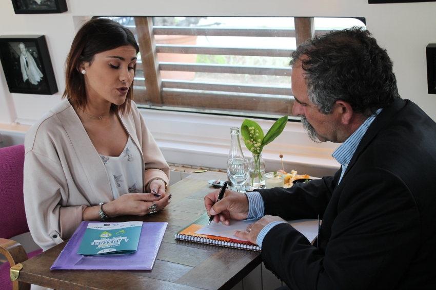 Le Crédit agricole de Champagne Bourgogne et WIZBII réitèrent leur engagement en faveur de l'emploi des jeunes