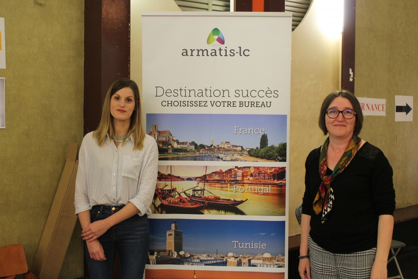 ARMATIS-LC anticipe ses prochaines campagnes de recrutement au Forum de l'Emploi…