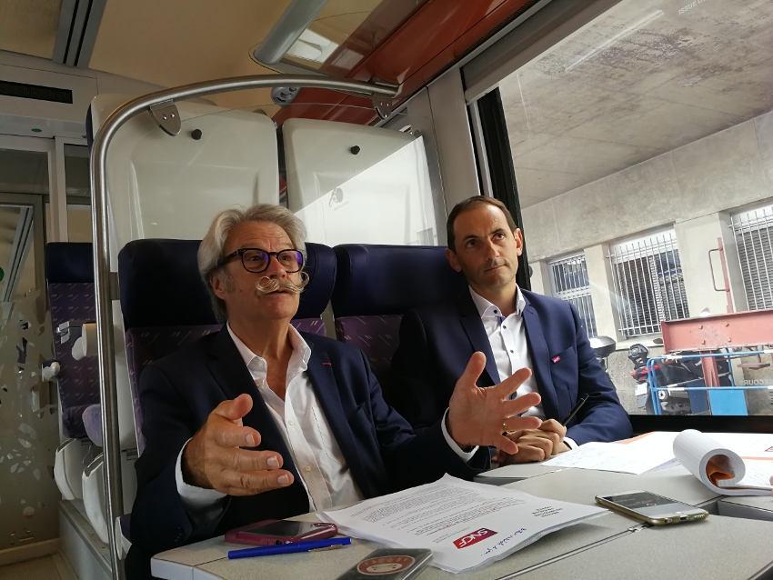 L'offensive commerciale à la SNCF : après les grèves, place à la campagne de séduction auprès des voyageurs…
