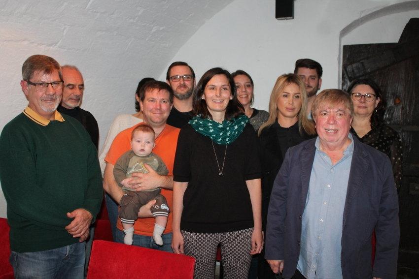 Le bureau régional Europe Ecologie Les Verts accorde sa totale confiance à Maud NAVARRE…