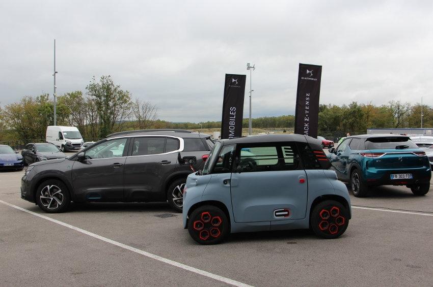 Les véhicules électriques et hybrides progressent en France : une hausse spectaculaire de 206 % !