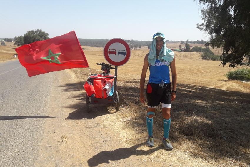 L'humilité et l'exploit du coureur de l'extrême Abder EL BADAOUI se partagent avec des entrepreneurs…