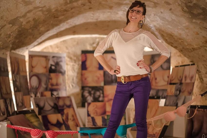 Gentiment érotiques et oniriques : les œuvres osées de Silvana VUCIC éveillent nos consciences
