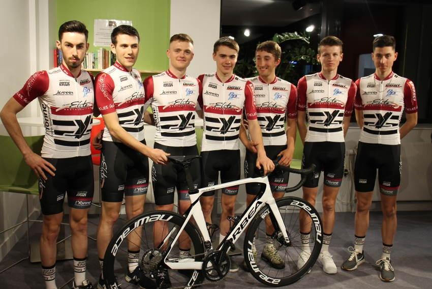 Le Vélo Club de Toucy choisit le grand braquet de la communication pour sensibiliser ses sponsors…