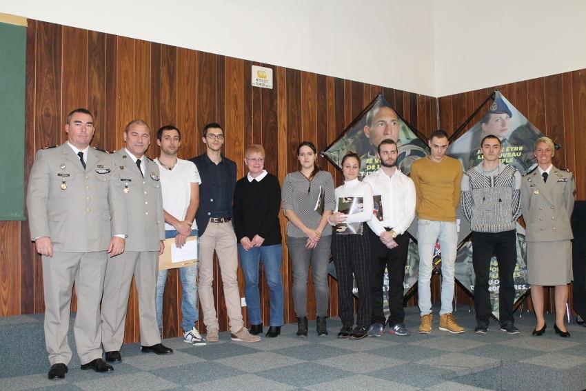 Rejoindre l'armée de Terre : un choix de carrière volontaire pour 86 jeunes de l'Yonne en 2017