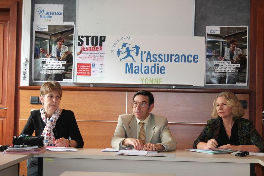 « Fraude qui peut ! » : la lutte s'intensifie à la CPAM de l'Yonne qui déploie une batterie de moyens…