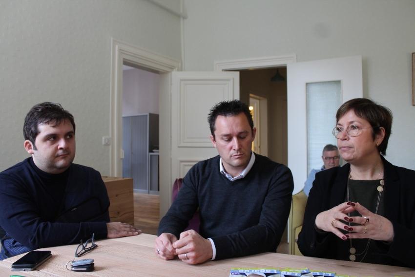 Les militants se mobilisent dans l'Yonne : l'UDI veut faire entendre la voix du « vrai » centre droit aux Européennes