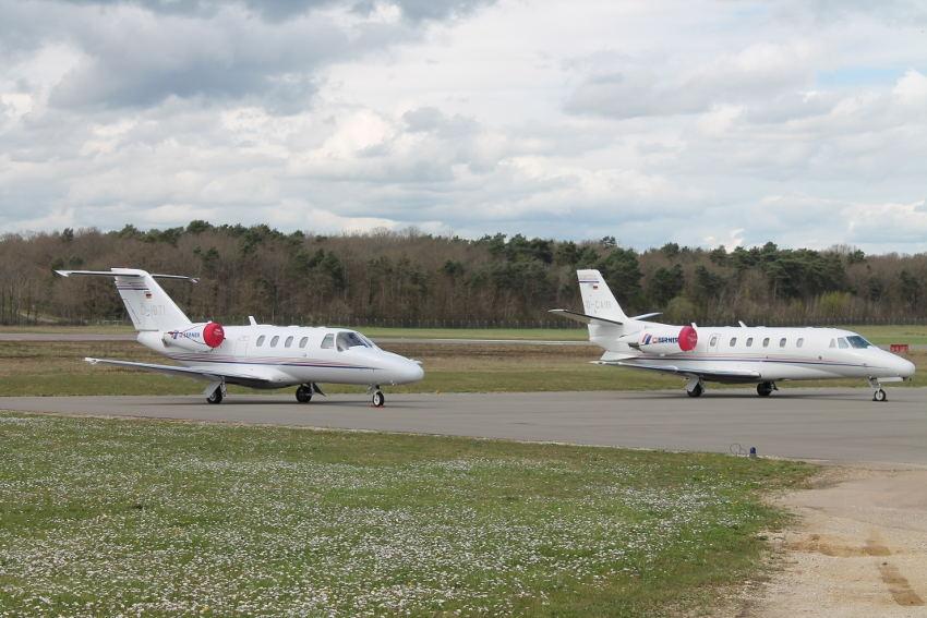L'essor des voyages d'affaires depuis l'aéroport d'Auxerre-Branches devient la priorité pour EDEIS…