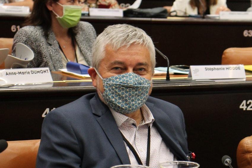 Gilles DEMERSSEMAN déplore de ne pas avoir eu plus d'échanges avec le regretté Philippe GERBAULT