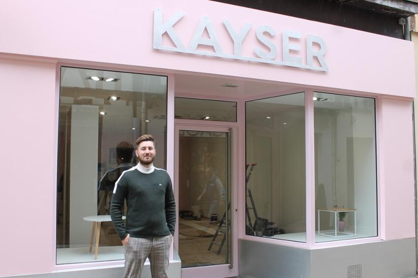Une première boutique ouvre à Sens : KAYSER France taille patron dans ses projets de développement…